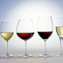 Poháre na víno – viete ako si správne vybrať?