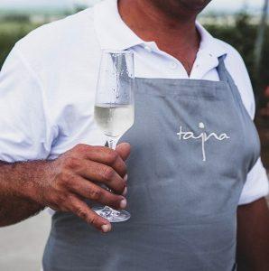 biele víno aTajna