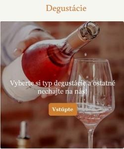 degustácia vín eventy ochutnávka vína