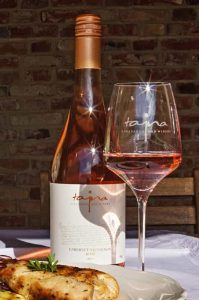cabernet sauvignon rose Tajna ruzové víno