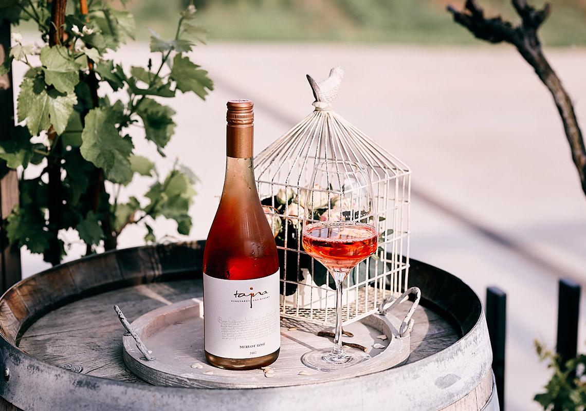 Ružové víno, alebo ak chcete rosé, sa popíja stále viac