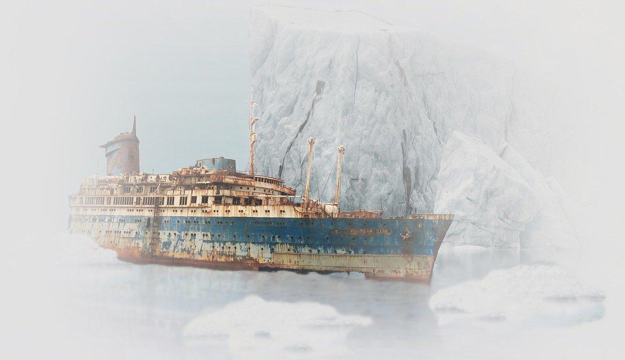Unikátna zakonzerovaná vinotéka vo vraku Titanicu