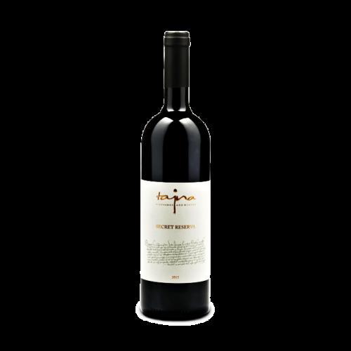 Cuvée Secret Reserva 2015 červené víno
