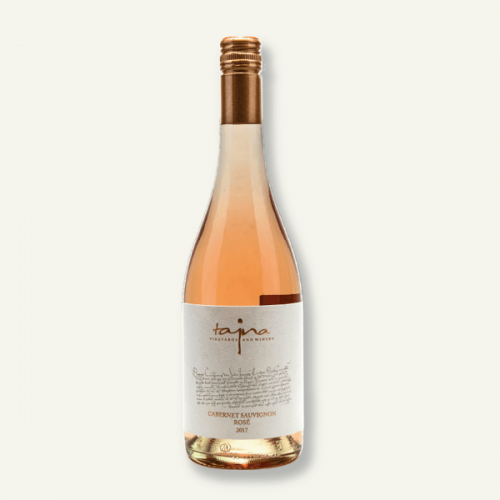 Cabernet Sauvignon Rosé, vinárstvo Tajna