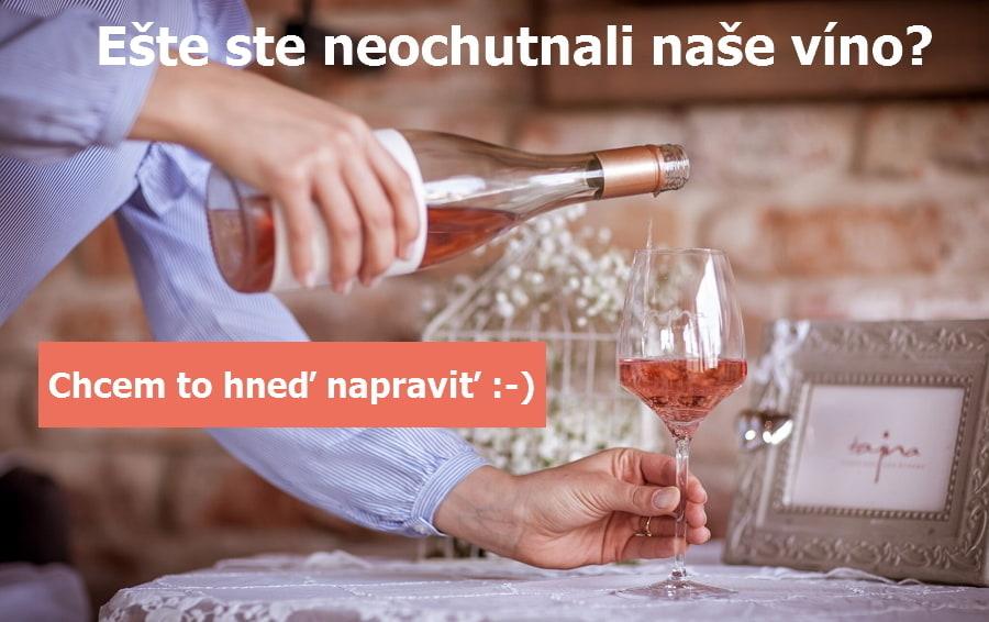 vinarstvo Tajna