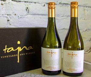 Chardonnay víno Tajna
