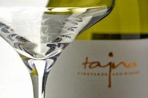 biele víno Tajna Chardonnay