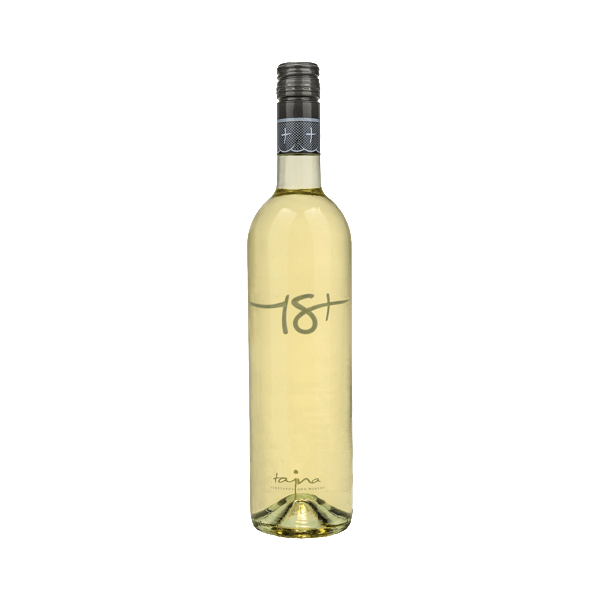 Cuvée 18+ biele víno Tajna