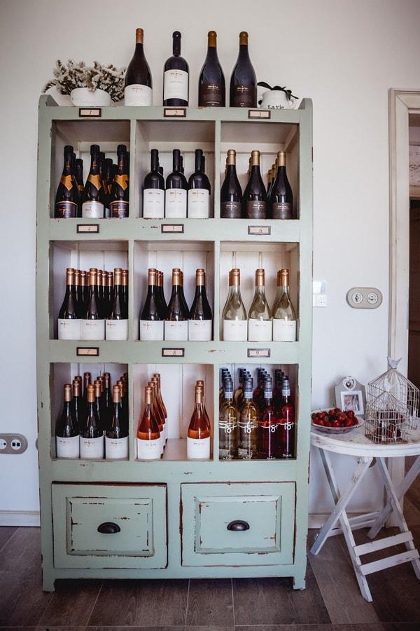 predaj z dvora víno obchod Tajna
