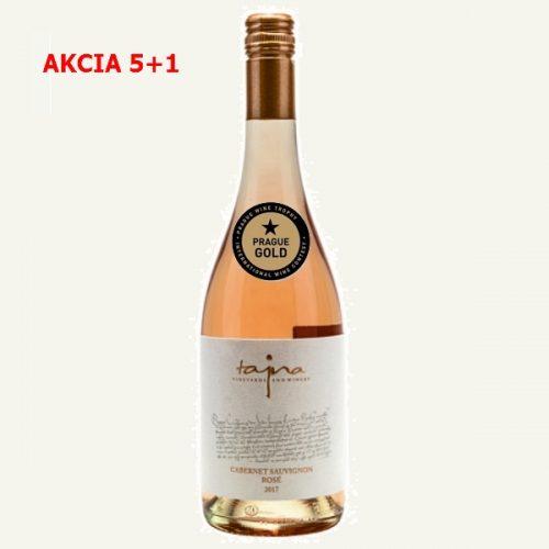 cabernet sauvignon rosé 2017 tajna