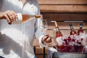 ružové víno, víno rosé, cabernet sauvignon, Tajna