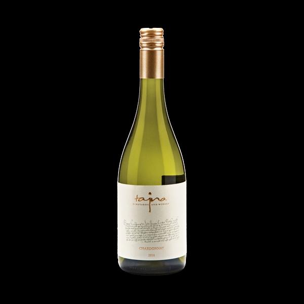 Chardonnay biele víno Tajna