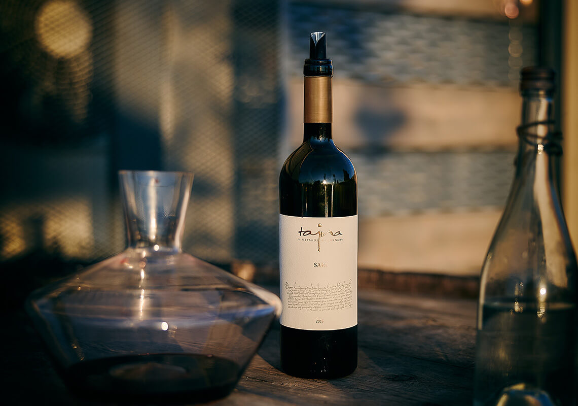 Zoznámte sa s prémiovými novinkami vinárstva Tajna