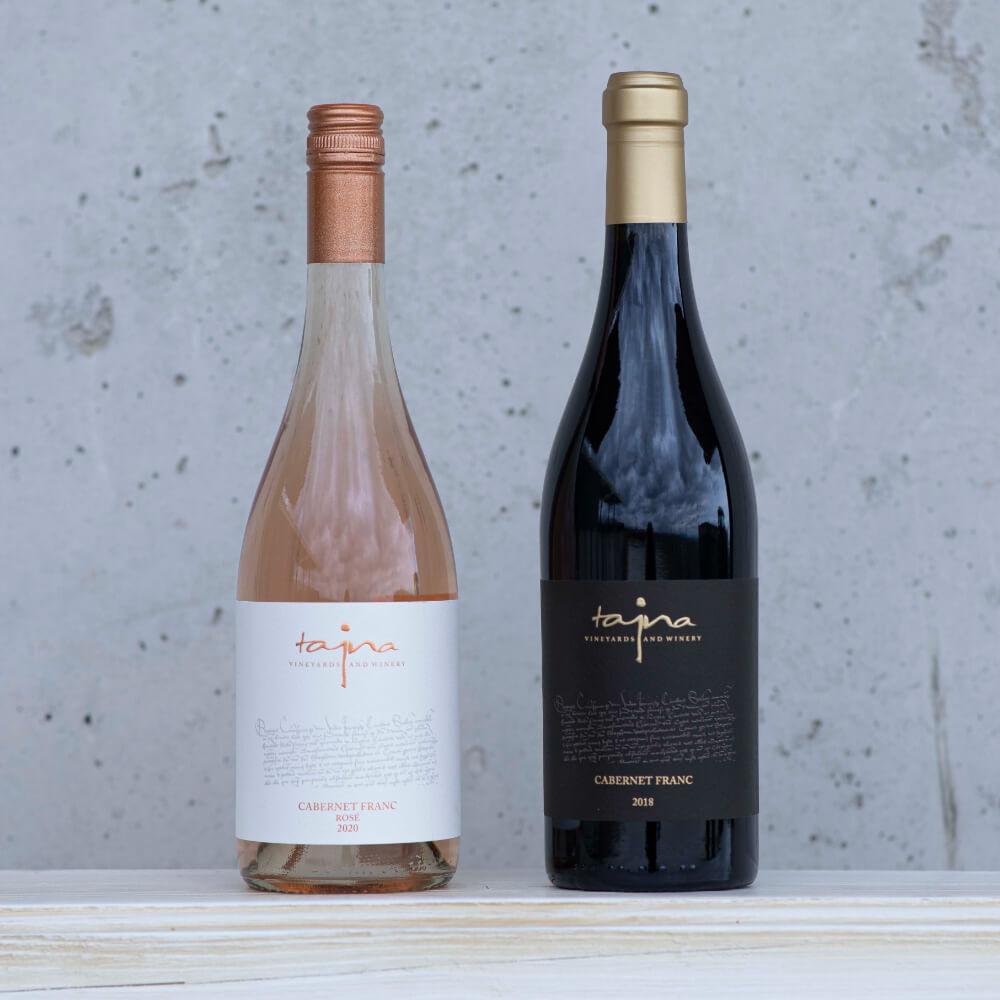 cabernet franc vino tajna
