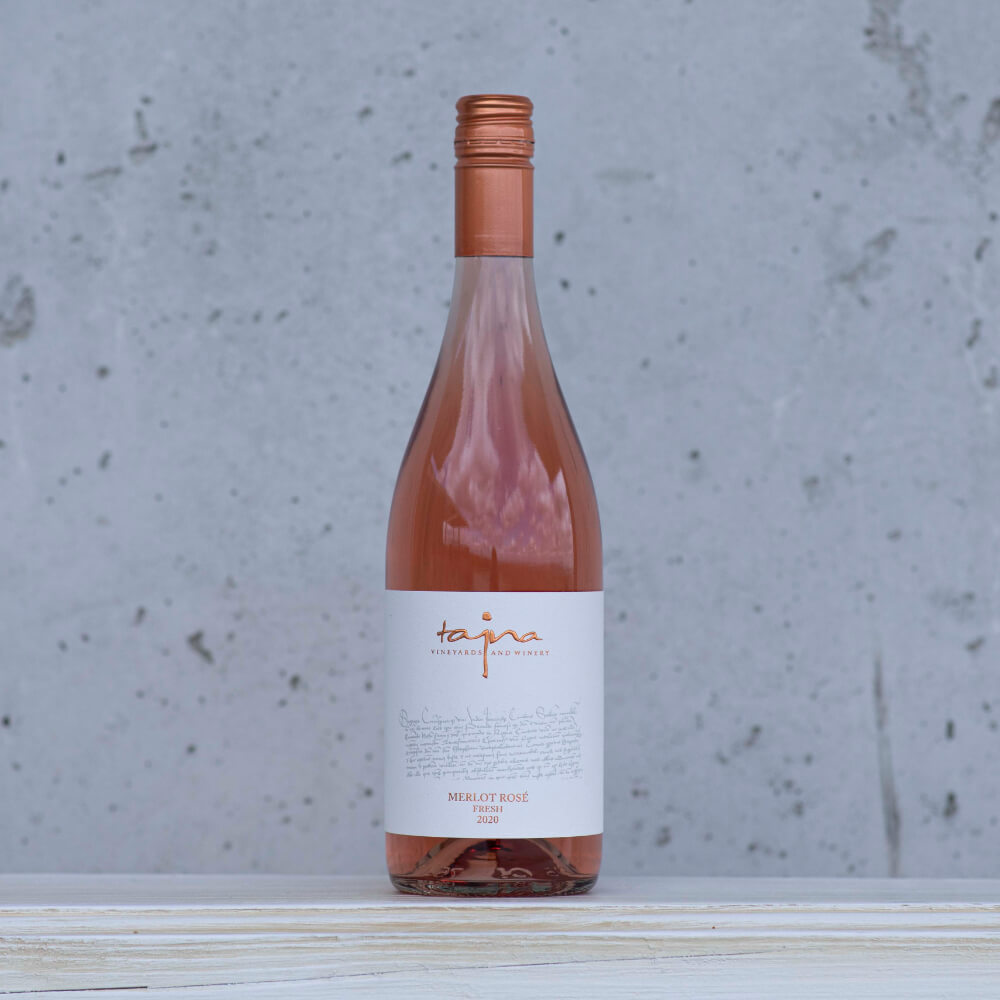 vino tajna rose