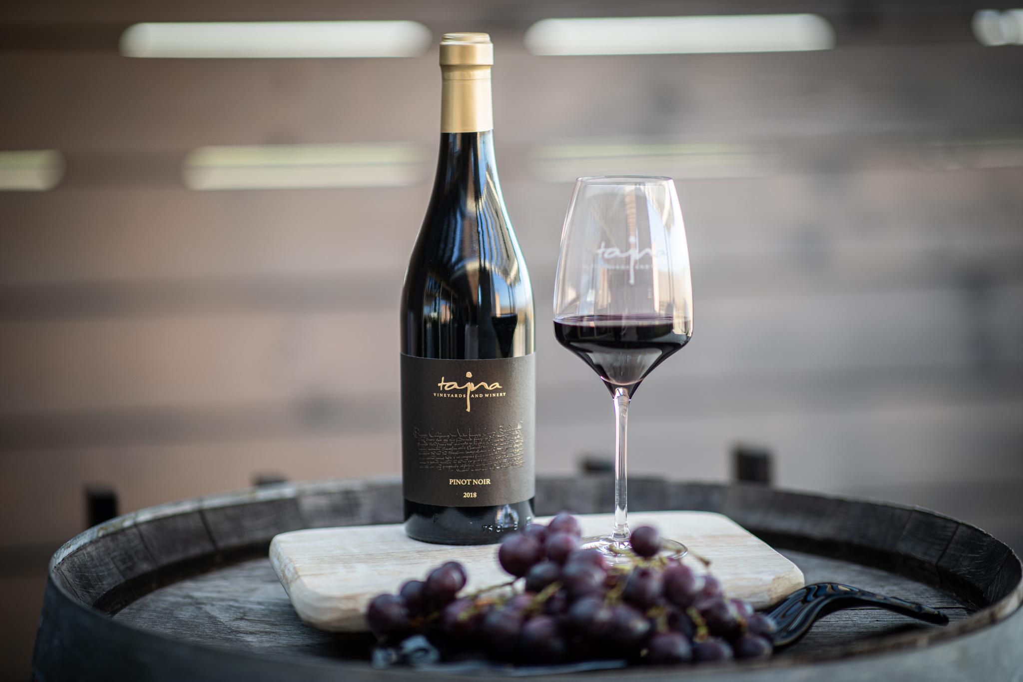 Pinot Noir 2018 – ovocné a elegantné víno