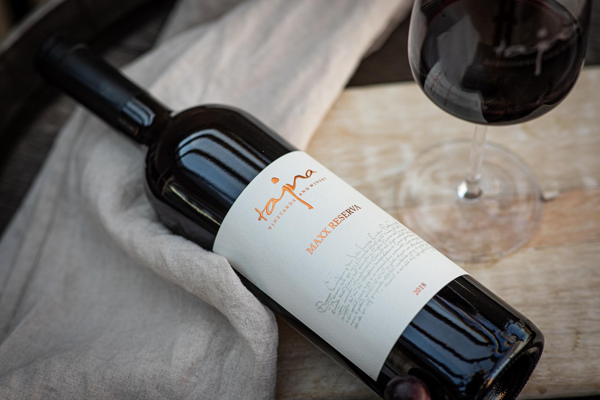 Maxx Reserva – ikonický merlot vinárstva Tajna
