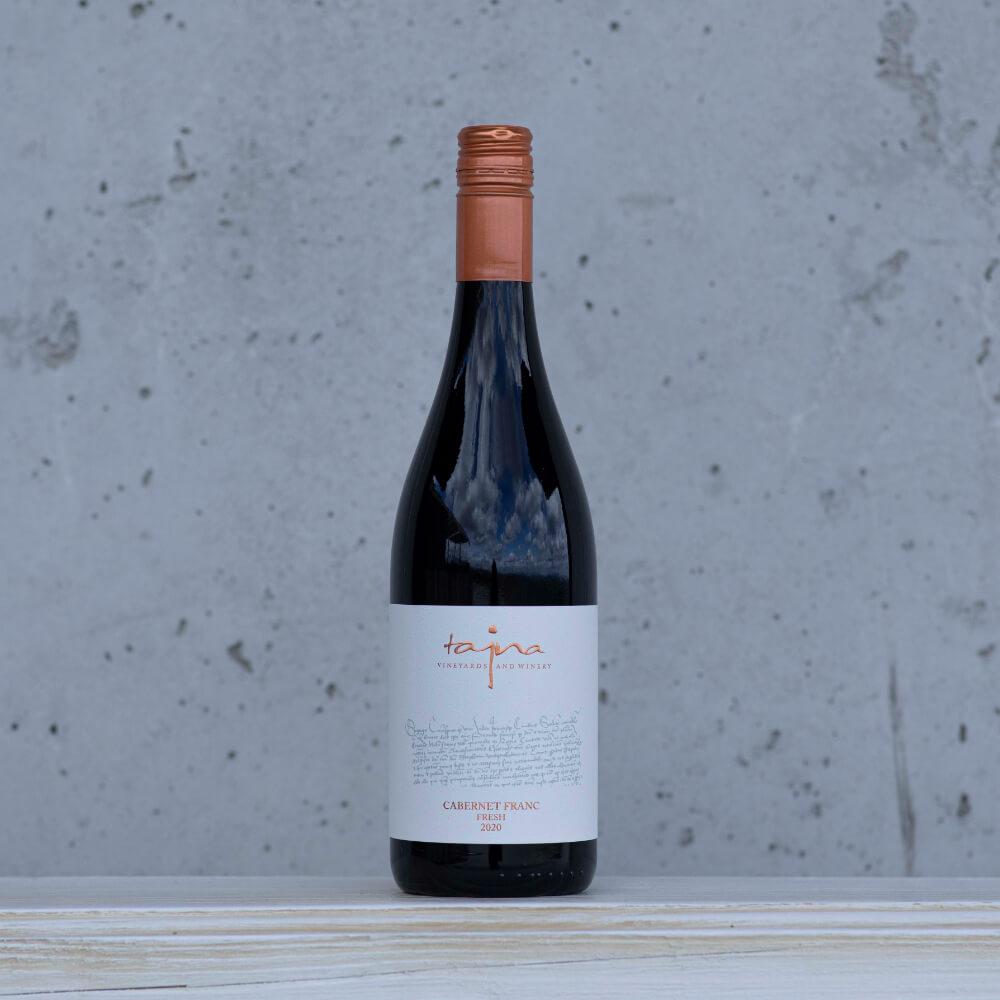 cabernet franc fresh vino tajna