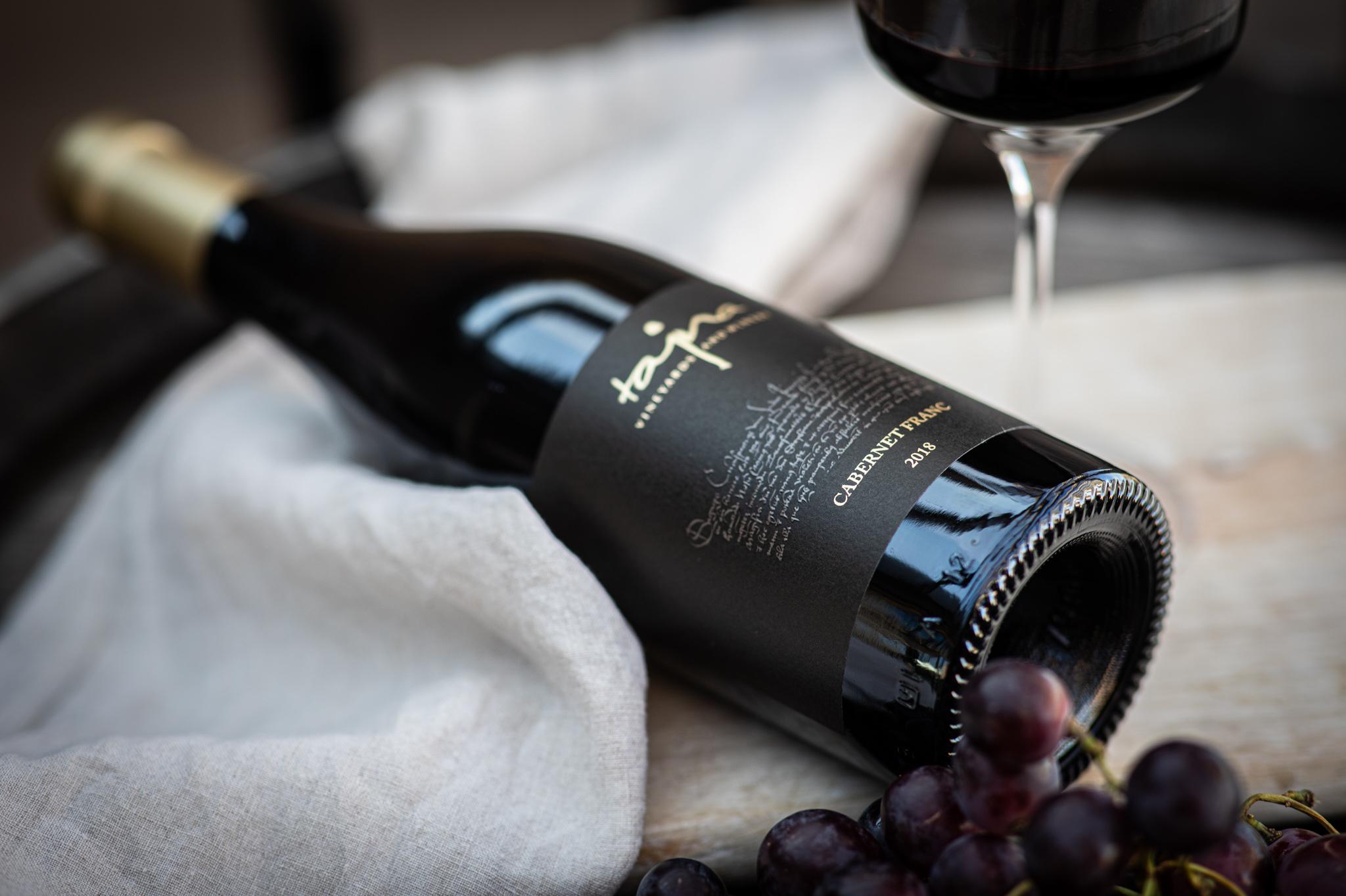 Cabernet Franc 2018 – ovocné a korenisté víno