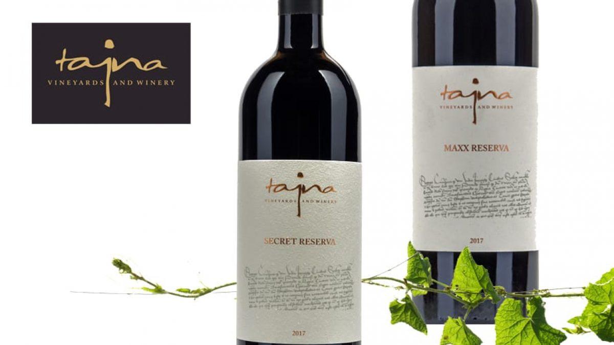 Naše novinky: dve prémiové červené vína