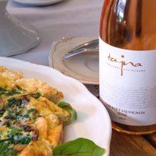 Víno ako príjemná súčasť raňajkového menu