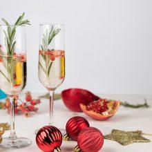 Koktejly z bubliniek-  dodajte novoročnému prípitku šmrnc