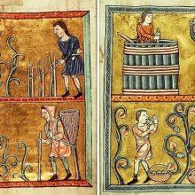 Vinárstvo a pestovanie viniča v regióne – história (1/3)