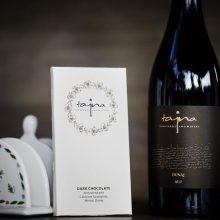 Ideálny pár existuje – víno a čokoláda