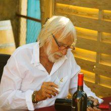 Svetové celebrity s vášňou k vínu