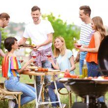 Víno agrilovanie – nerozlučná dvojica na leto