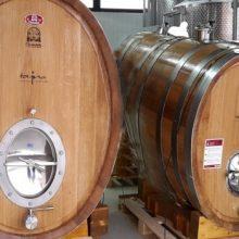 Prírastok do našej pivnice – sudy od firmy Garbellotto