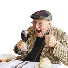 Dožil sa 107 rokov vďaka tomu, že denne pil červené víno
