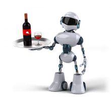 Dokáže víno posúdiť robotický jazyk na elektriku?